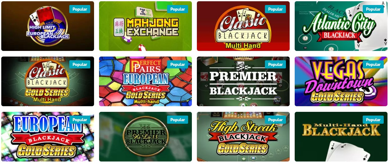 Slotumcasino live casino games